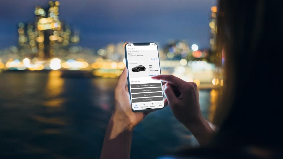 BMW afspraak